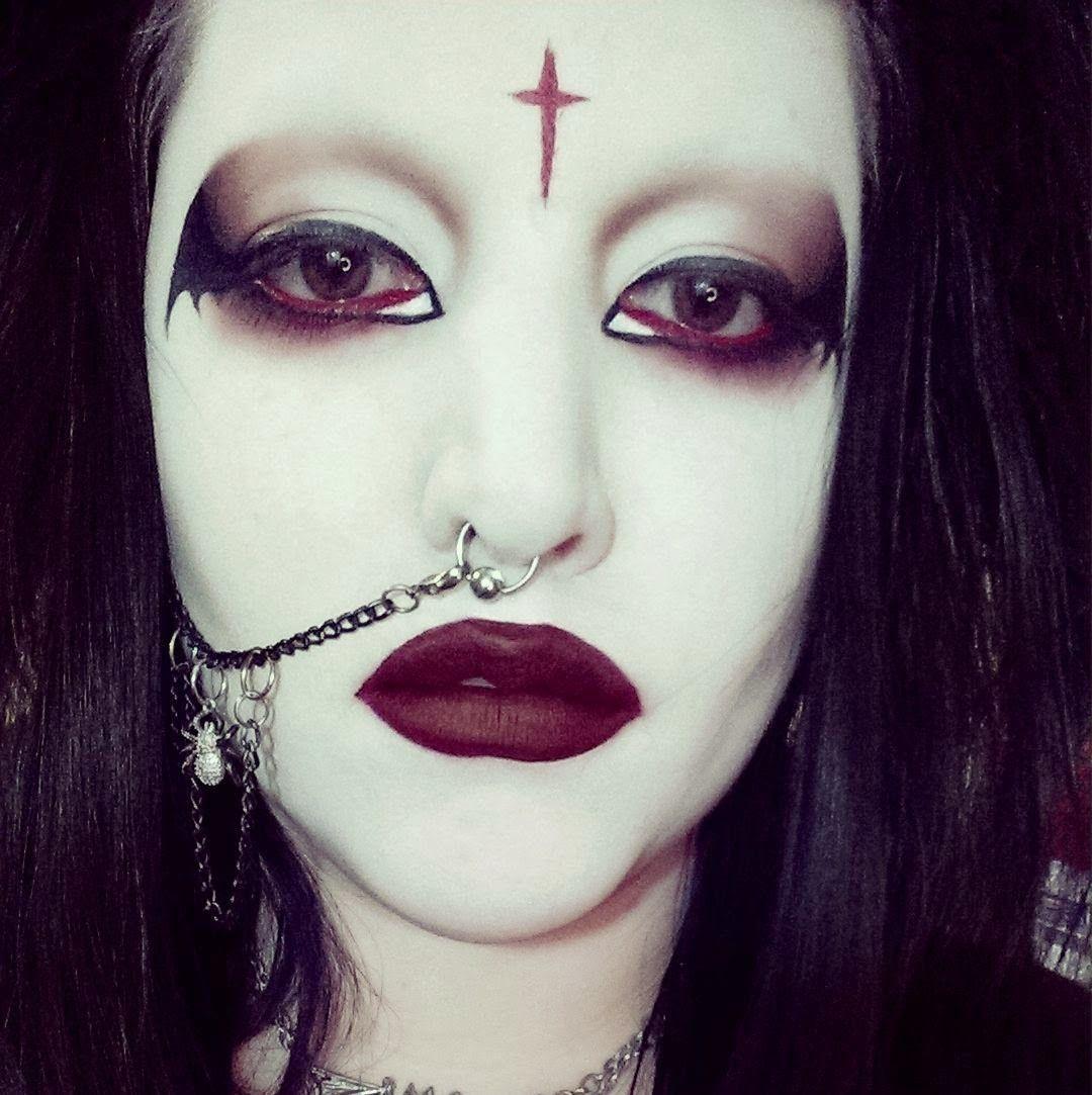 Drac makens pesquisa google halloweend pinterest makeup