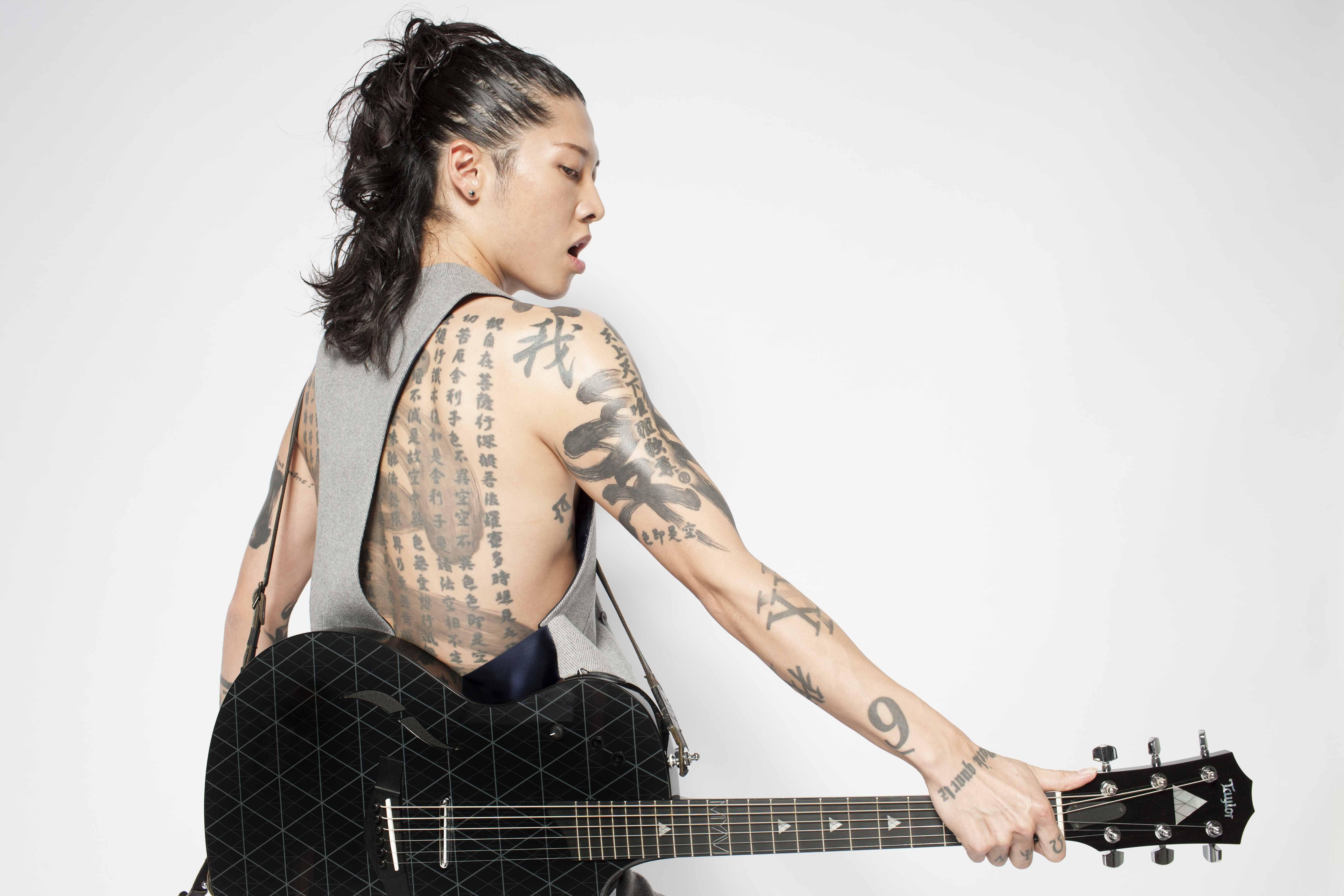 Miyavi Ishihara Things To Wear Miyavi Miyavi Tattoo Gackt