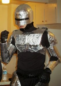 Robocop Suit Costuming Suits Halloween Costumes Riding Helmets
