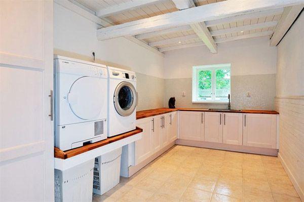 Charming Swedish Farmhouse With Sumptuous Interiors Swedish Farmhouse Laundry Room Organization Farmhouse