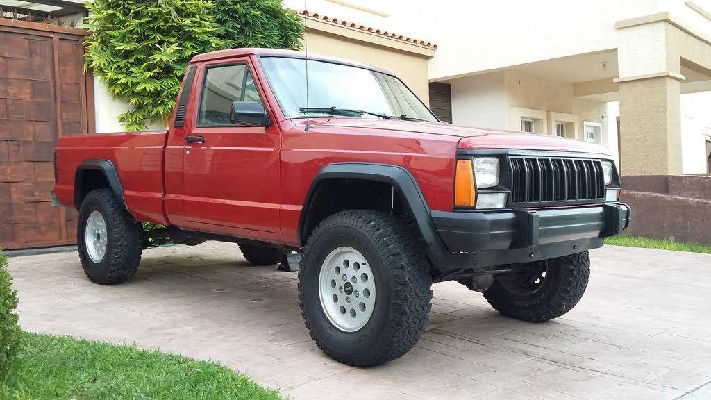 1989 Jeep Comanche Std 4wd 5 400 Comanche Jeep Used Jeep