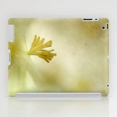 Flowers that hide secrets iPad Case by Guido Montañés - $60.00