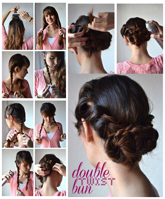 Surprising 1000 Images About Hairstyles On Pinterest Ladder Braid Tutorial Hairstyle Inspiration Daily Dogsangcom