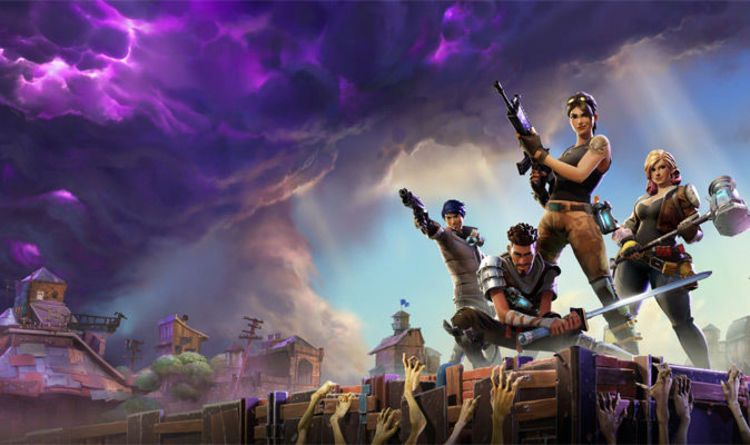 Fortnite Is Getting Pretty Big And Is Cementing Its Place As One Of The Most Popular Battle Royale Games Around Here S H Epic Games Fortnite Gaming Wallpapers