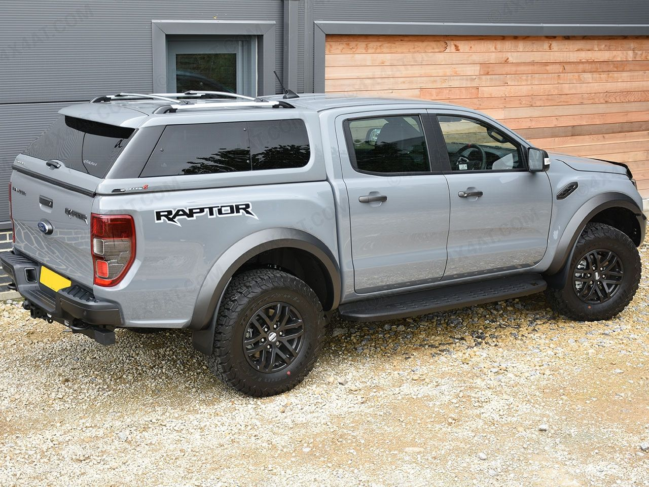 Ford Ranger Raptor 2019 On Alpha Type-E Hardtop In Paintable Primer Finish  in 2020 | Ford ranger raptor, Ford ranger, Ford raptor interior