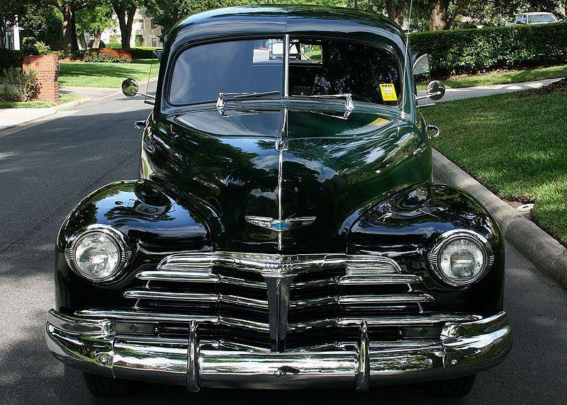 1948 chevrolet sedan delivery mjc classic cars