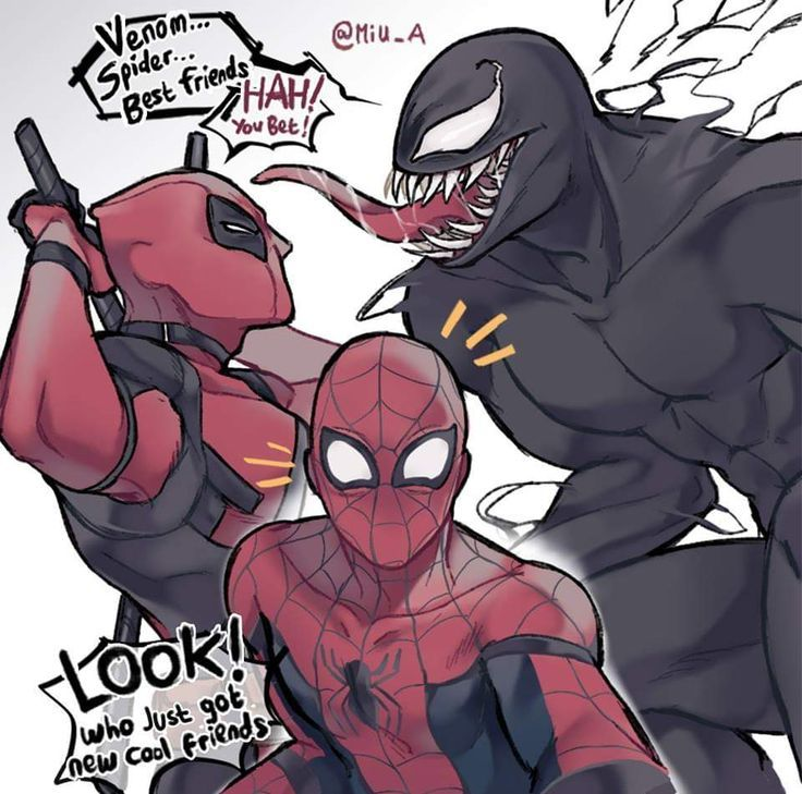 spiderman venom sex fanfic in Indianapolis