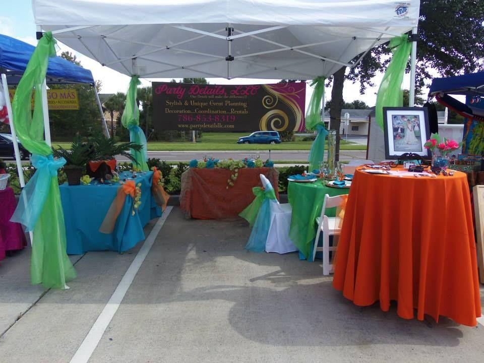 2013 Fourth Back to school festival hosted by Asociacion de Puertorriqueños viviendo en FL