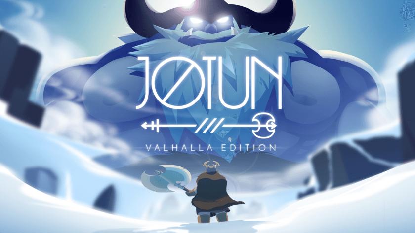Jotun Valhalla Edition Review Glitch Cat Ps4 gameplay