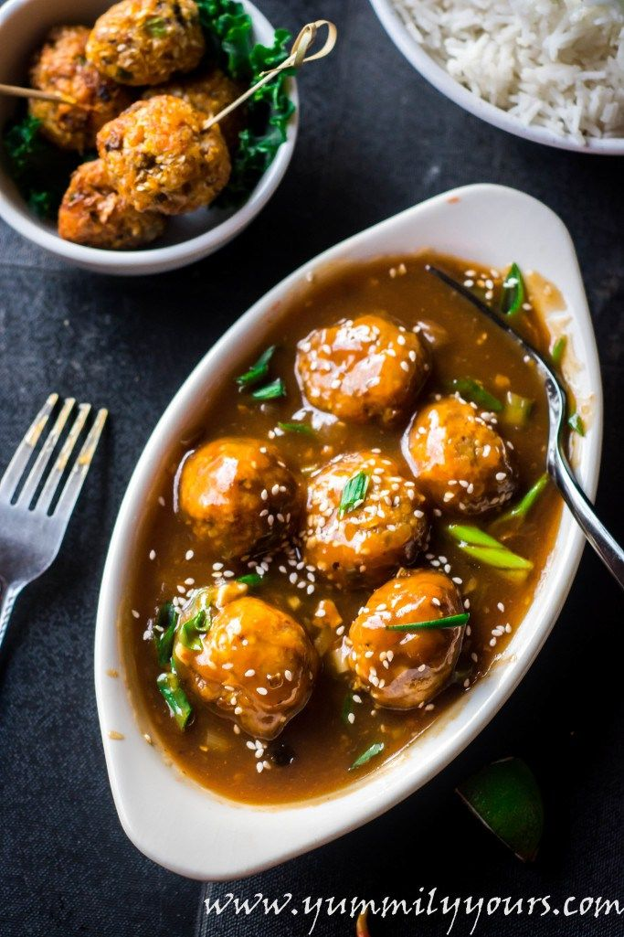 Veg manchurian gravy veggie balls in cantonese sauce recipe food veggie balls in manchurian gravy forumfinder Gallery