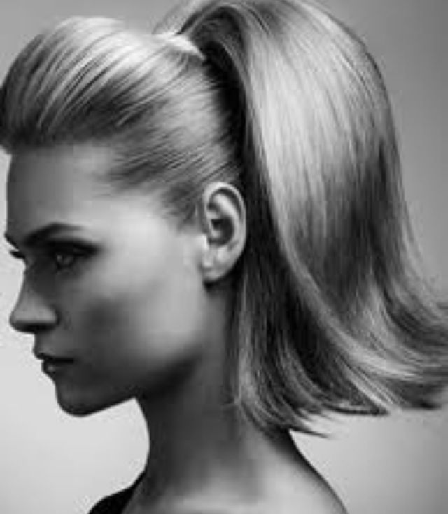 Awesome High Ponytail 60S Hairstyles Pinterest High Ponytails Hairstyle Inspiration Daily Dogsangcom
