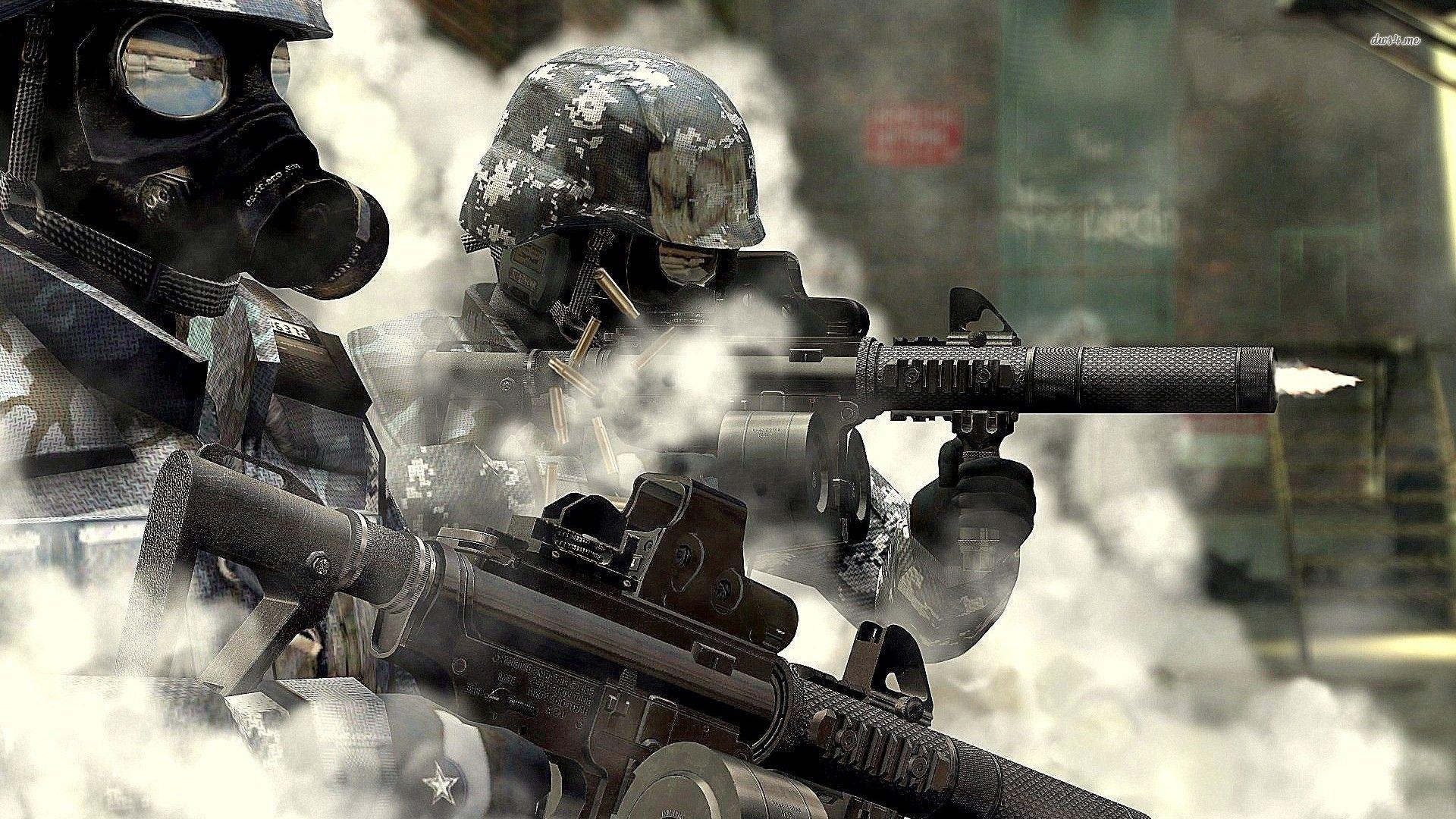 Call Of Duty Modern Warfare Wallpapers HD Group