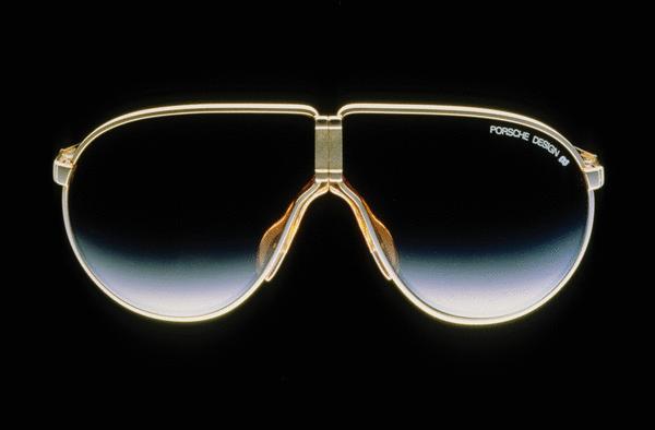 porsche design folding glasses 1980 piloten sonnenbrille m nner mit brille und herren. Black Bedroom Furniture Sets. Home Design Ideas