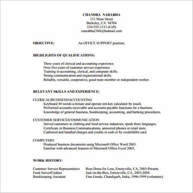 Customer Service Resume Sample And Tips Customer Service Resume Resume Cover Letter Examples Resume Skills