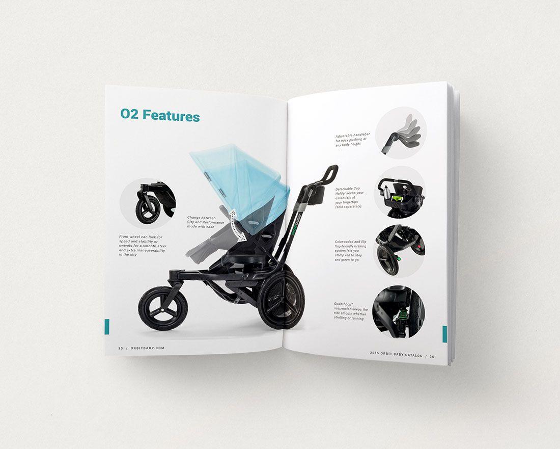 Ergobaby & Orbit Baby Catalog   Project M+