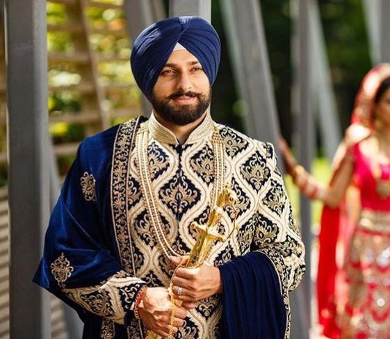 Pinterest Pawank90 Wedding Outfit Men Indian Groom Wear