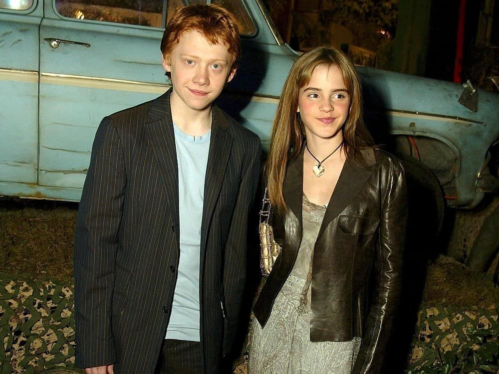 Who Would You Rather Have As A Friend Ron Or Hermione Photo By Rupertgrint ハリポタ ハリーポッター