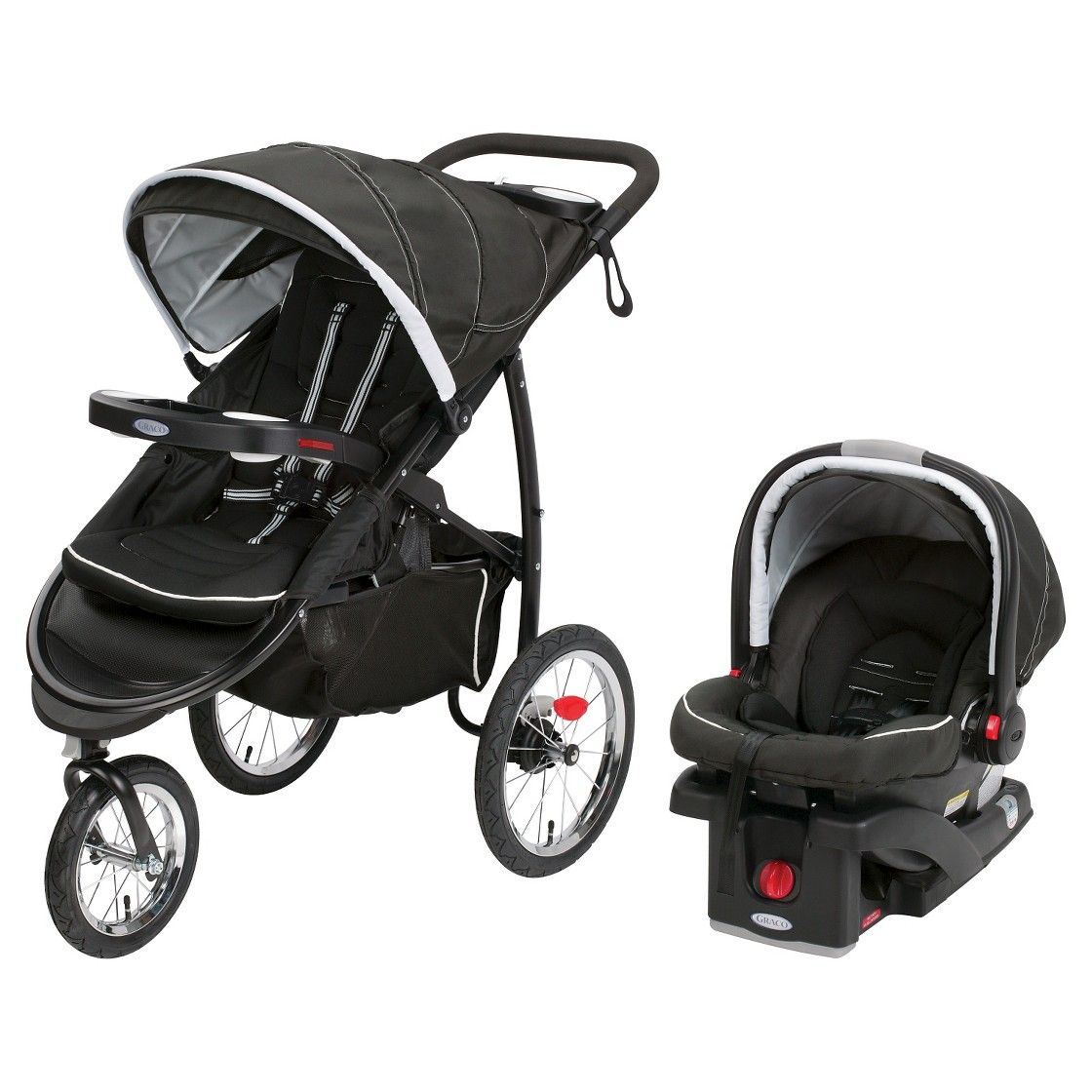 Graco Fastaction Jogger A Good Neutral Stroller For Baby