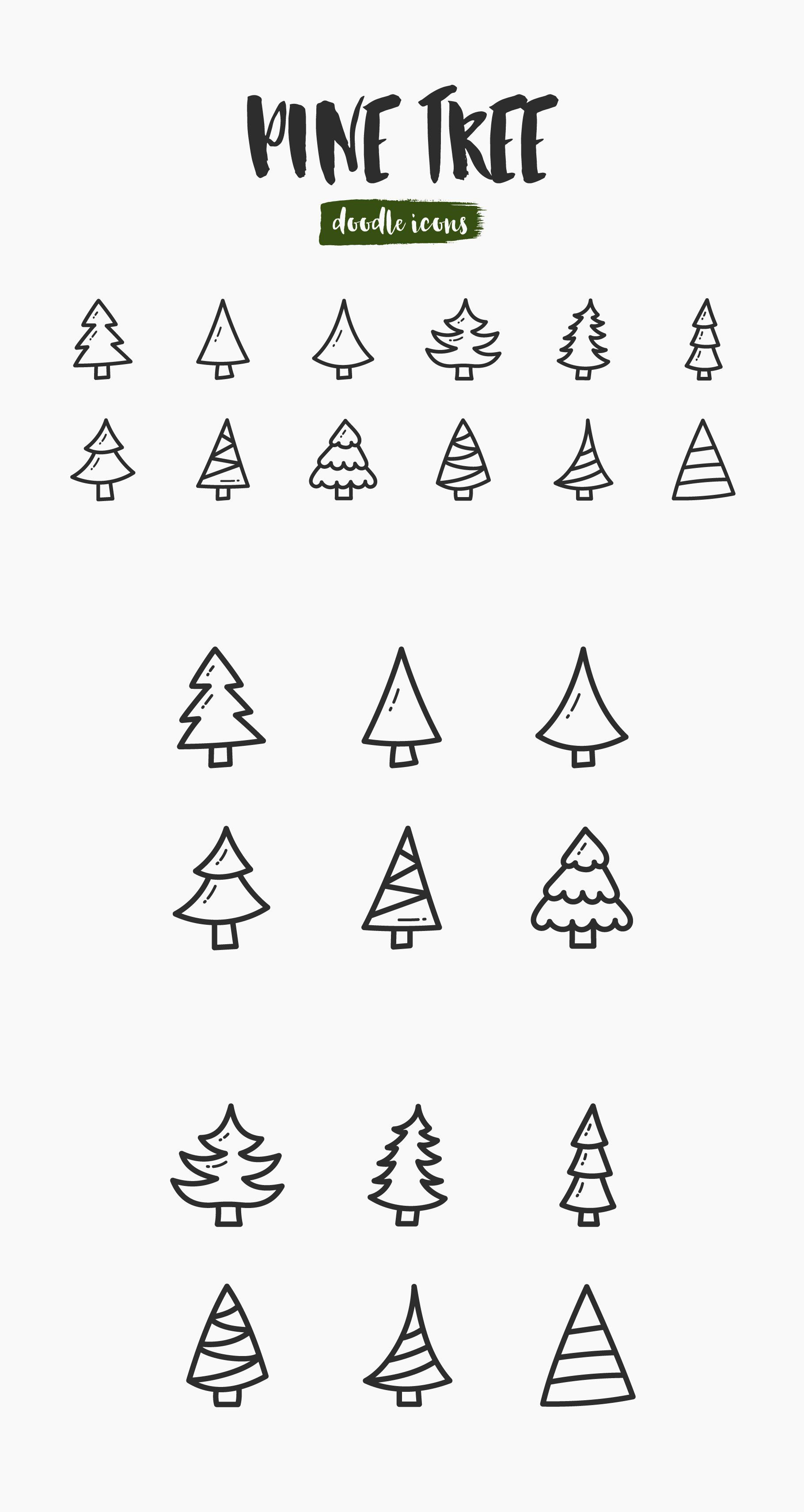 Pin By K Cast On App Icons Winter Doodle Icon How To Draw Hands Tree Icon