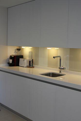 diseño de #cocinas Diseño de cocinas en Pinto lacada blanca altea ...
