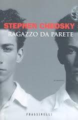 """Avete visto il film """"Noi siamo infinito""""? Sapevate che è la trasposizione cinematografica di questo libro di Stephen Chbosky?"""