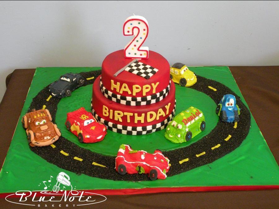 Disneys Cars Cake