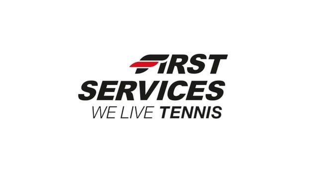 Promo filmpje tennisschool First Services gelegen in