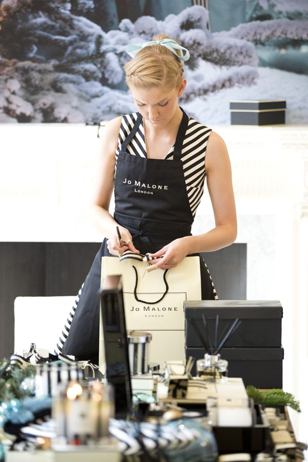 Jo Malone London | A Season of Magic #SeasonOfMagic #BlueSpruce #Stripes