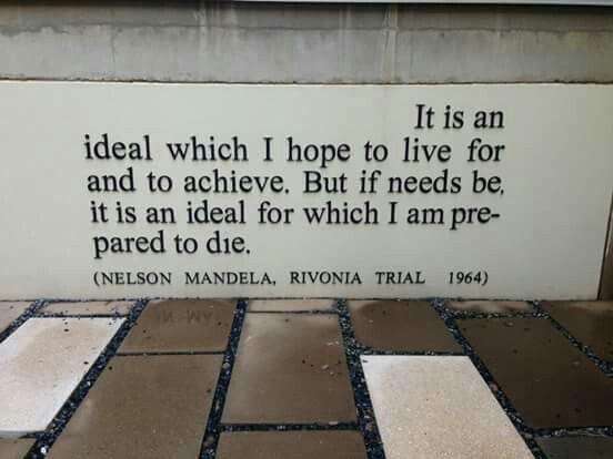 Mandela on Freedom