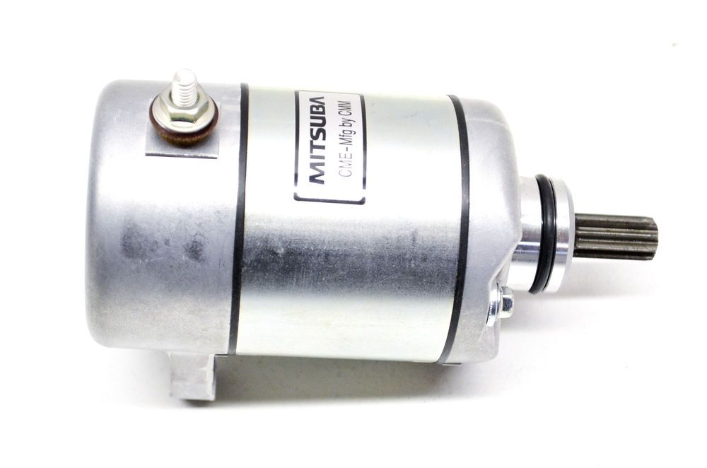New Oem Honda Starter Motor Nos Ebay Motors Parts Amp Accessories Motorcycle Parts Ebay Starter Motor Honda Honda Motorcycles