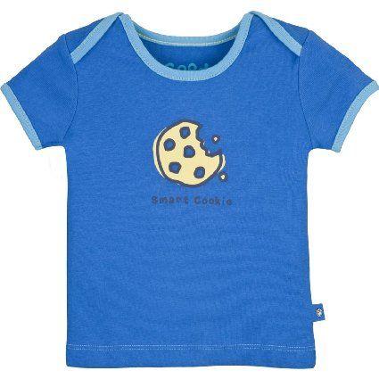 Amazon Com Life Is Good Baby Smart Cookie Ringer Tee Ocean Blue