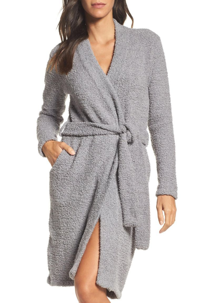 877376a428 UGGs for your feet  Nice. An UGG for your whole body  Even better. This  super-soft fuzzy robe feels like you re wearing an actual blanket around  your house.
