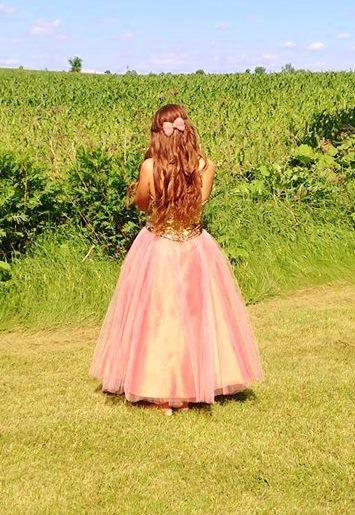 Robe ballerina