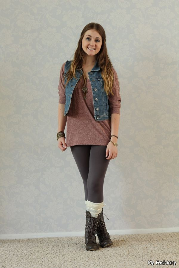 8156e95b9ecb Cute Fall Outfits With Combat Boots 2015-2016