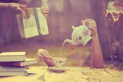 Have a tea party in Spring :)