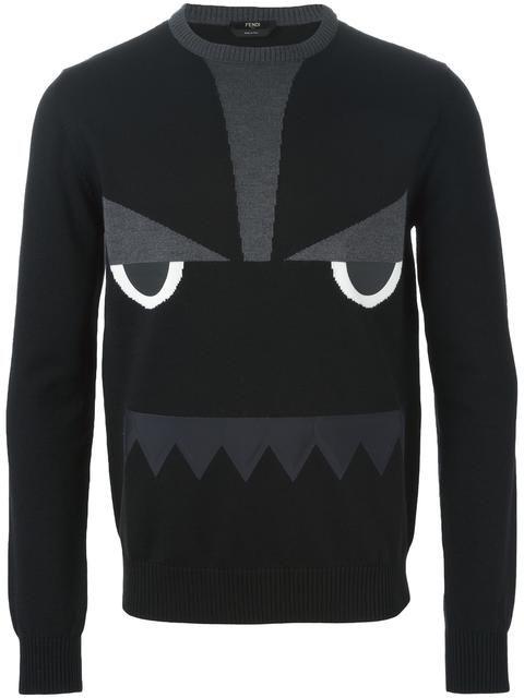 e35edd8283 ... new arrivals fendi bag bugs sweater. fendi cloth sweater 2ba0c 8195f ...