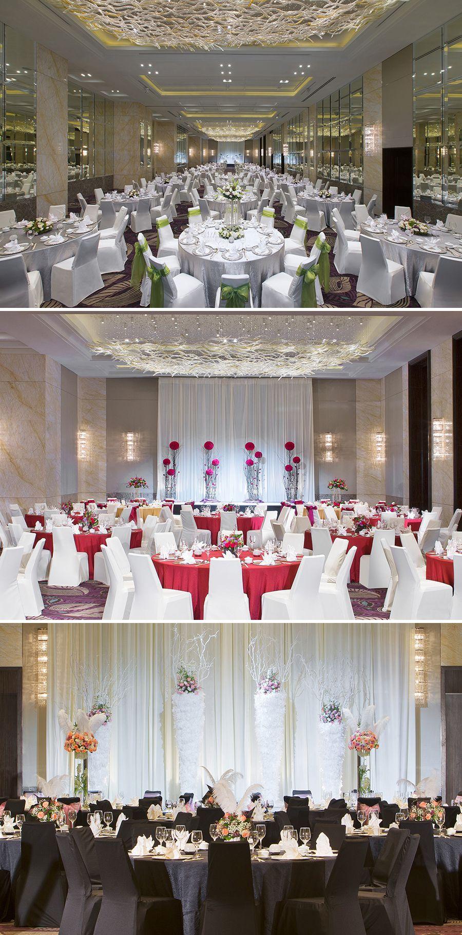 Elegant Celebrations At The Westin Singapore Win A Free Wedding