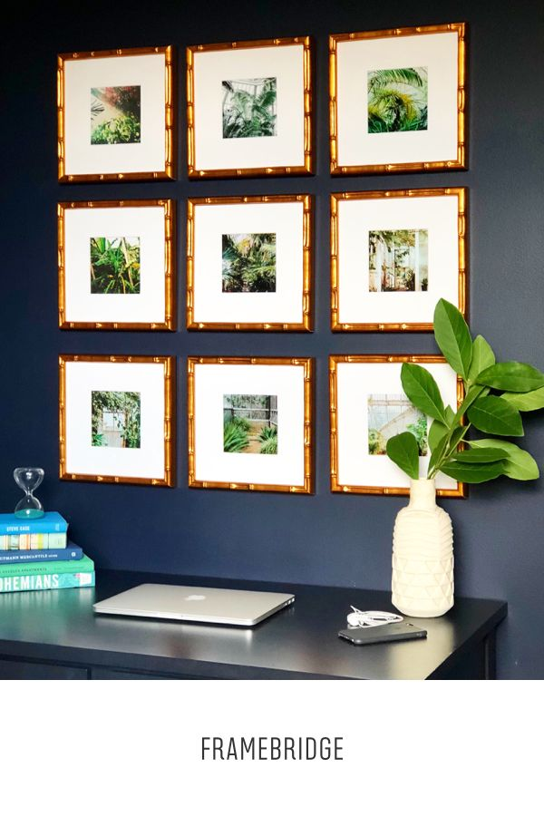 10x10 Room Design: The Most Popular Gallery Walls On Pinterest. Just Add Your