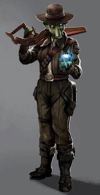 Resultado de imagem para star wars rodian
