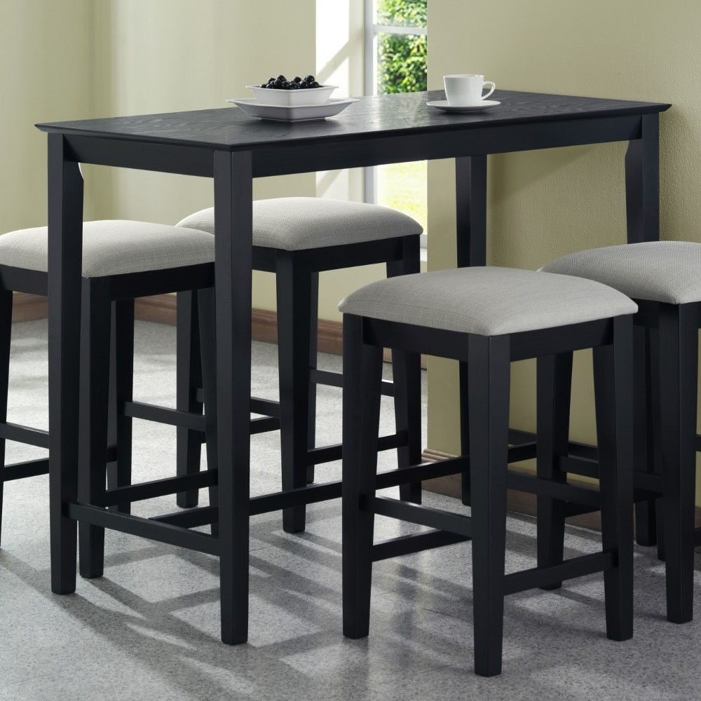 Found It At Wayfair   5 Piece Counter Height Dining Set