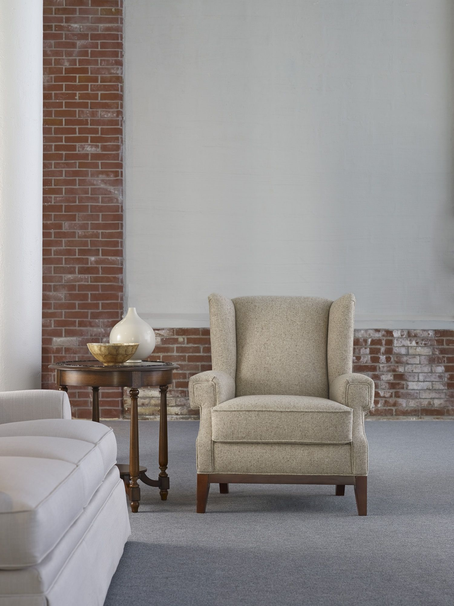 Elegant H Contract Furniture | HC9504 Mitchell Lounge Chair