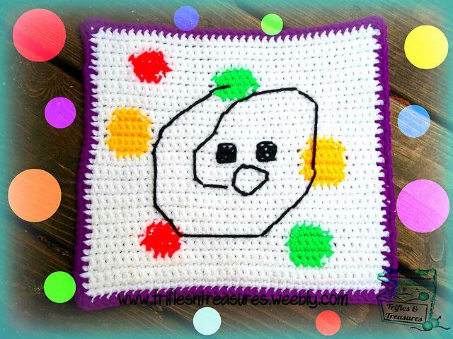 Ravelry: Snappy Square pattern by Tera Kulling | Potholders & Dish ...