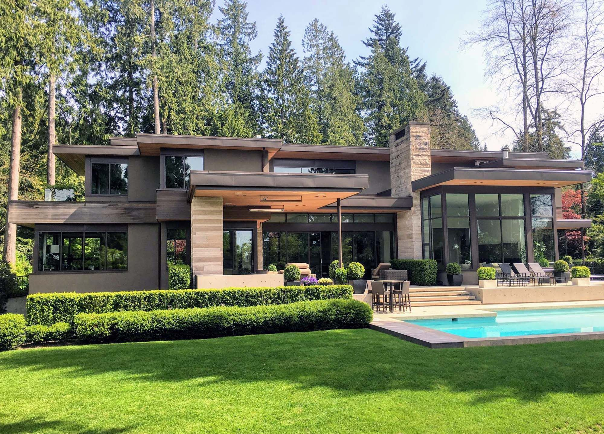 Beautiful Modern Home Design Natural Colors Beautiful Casamodernas In 2020 Beautiful Modern Homes House Designs Exterior Best Modern House Design