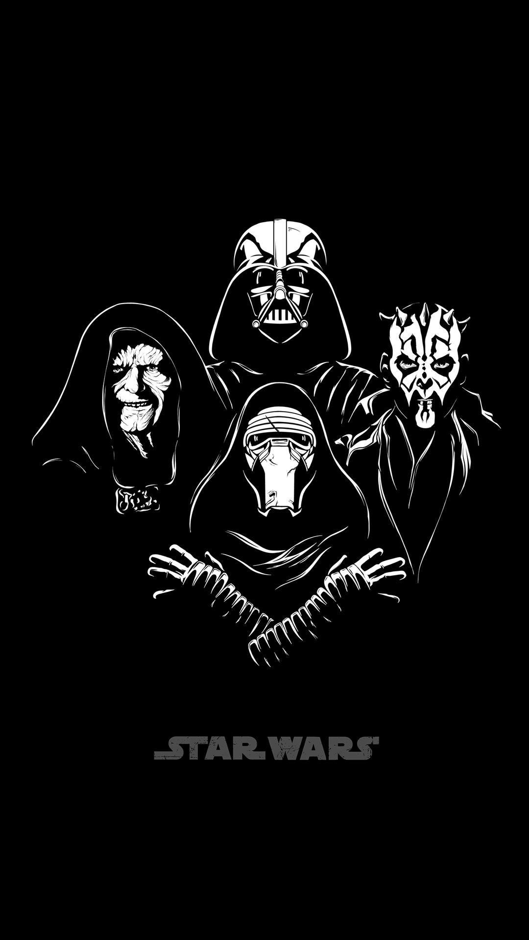 Pin By Zach Lesher On Star Wars Star Wars Wallpaper Dark Side