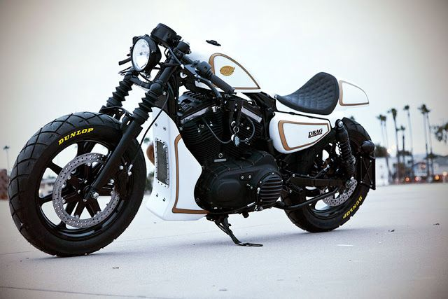 Harley Drag 48 2013 by Roland Sands