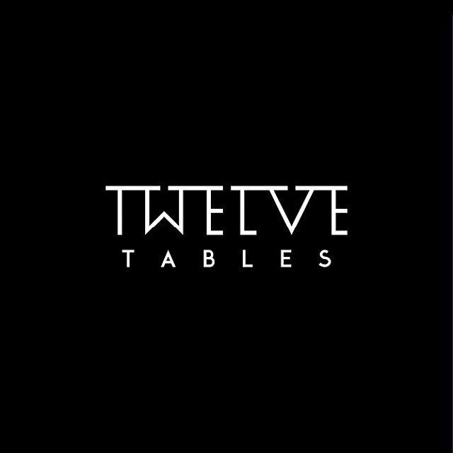 Twelve Tables - Brand Identity