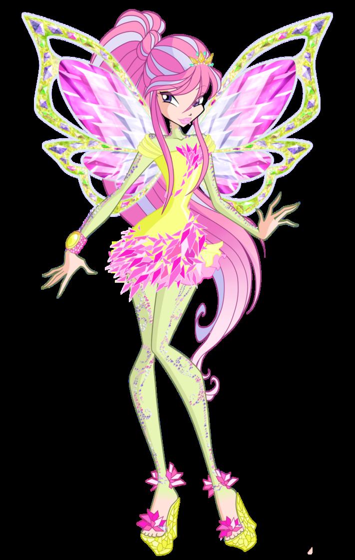 Roxy Tynix 2D (HimoMangaArtist Version) by Winx-Rainbow-Love   Winx ...
