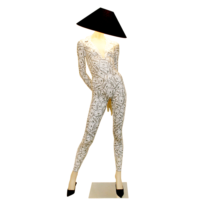 Mannequin Lamp's latest offering!