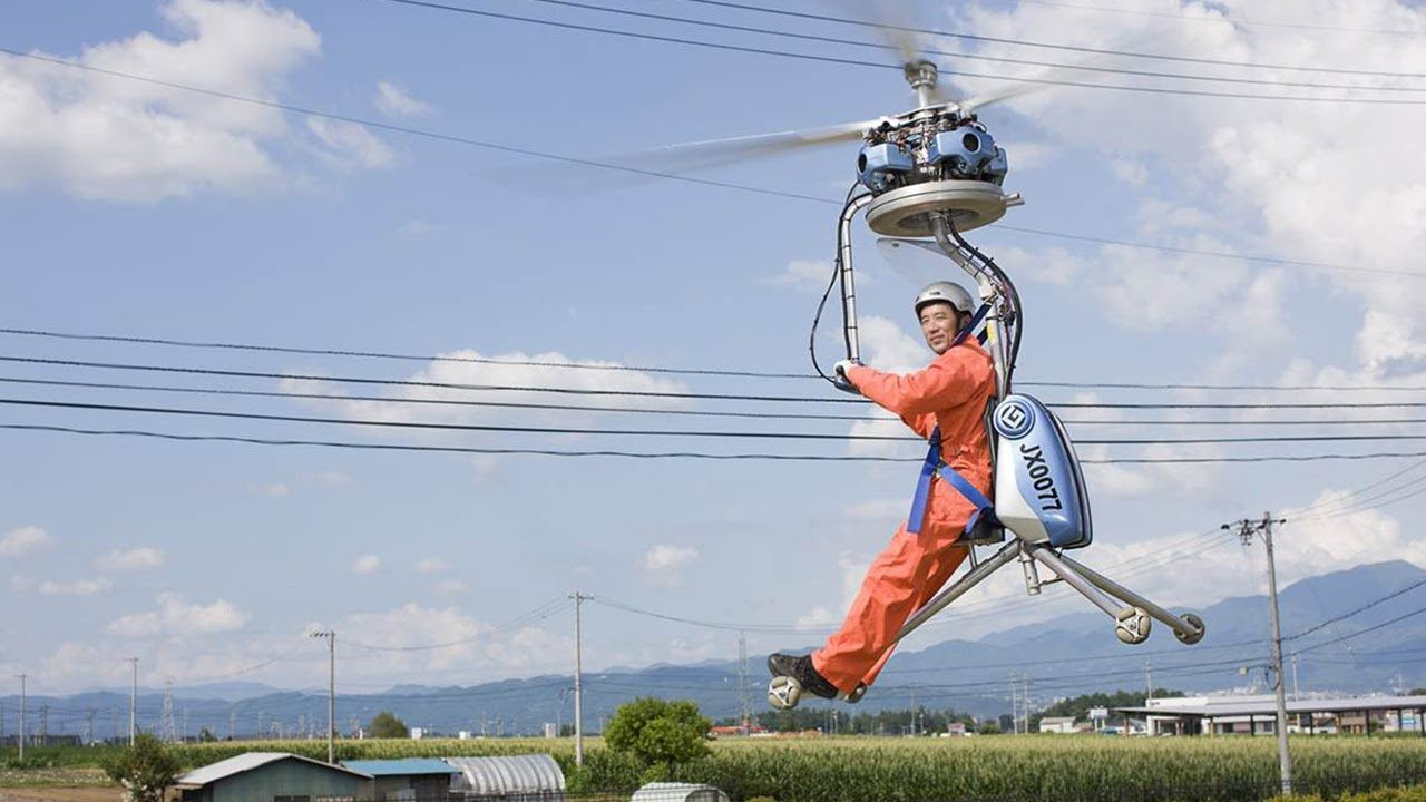 Small One Man Helicopter Ultimate Survival Vehicles Pinterest