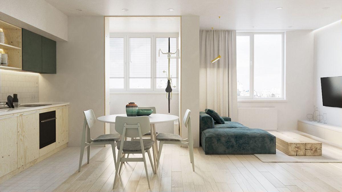 5 Studio Apartments That Use Space Splendidly